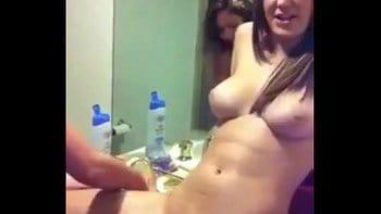 Beautiful uzbek fucked in the kitchen russian cumshot